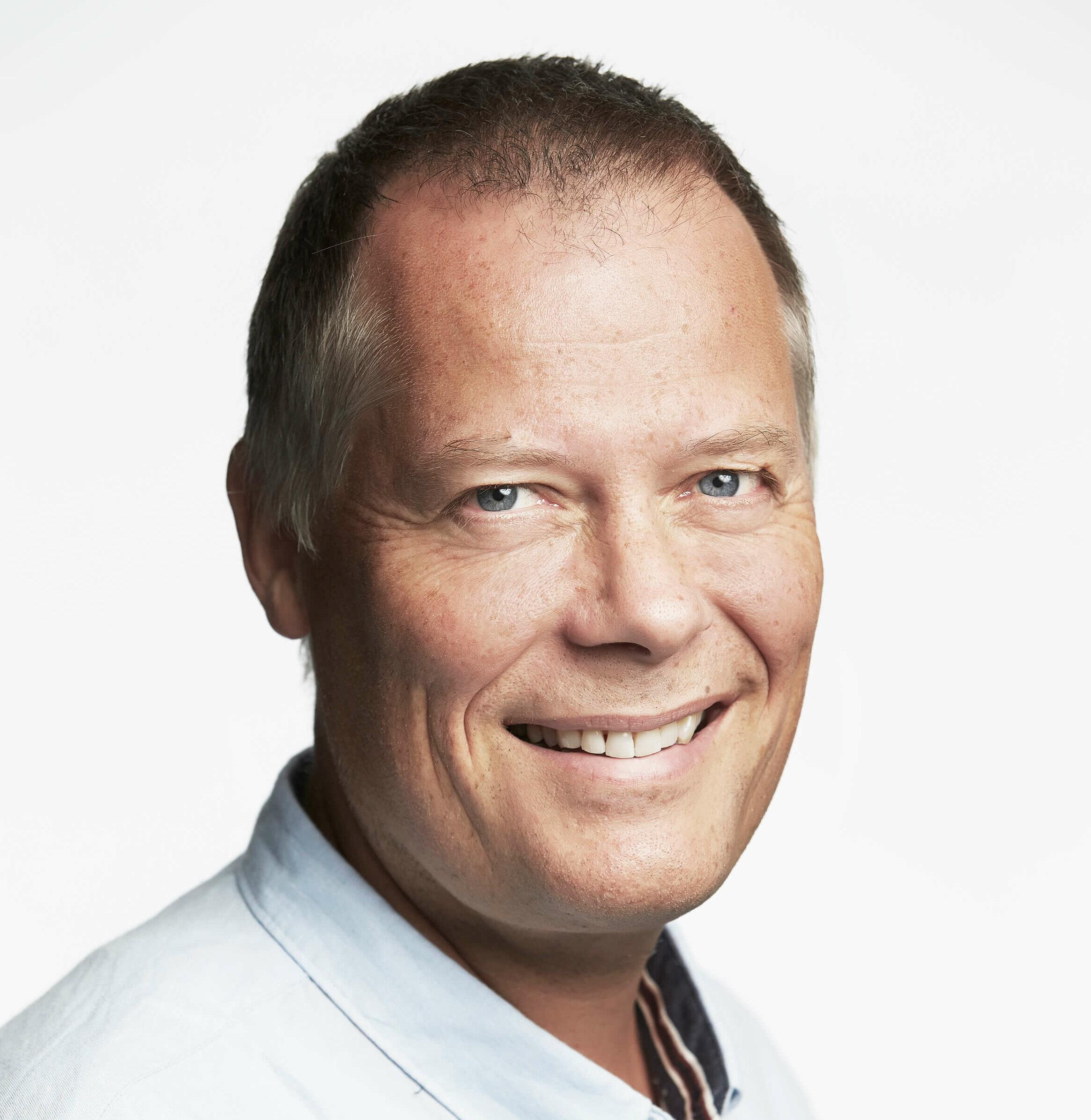 Ny ansat: Torsten Borbye Nielsen
