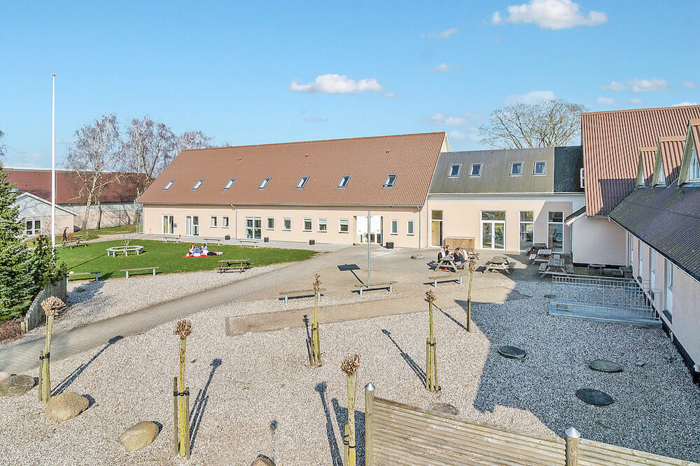 Kirkelejr med Bent Bjerring-Nielsen