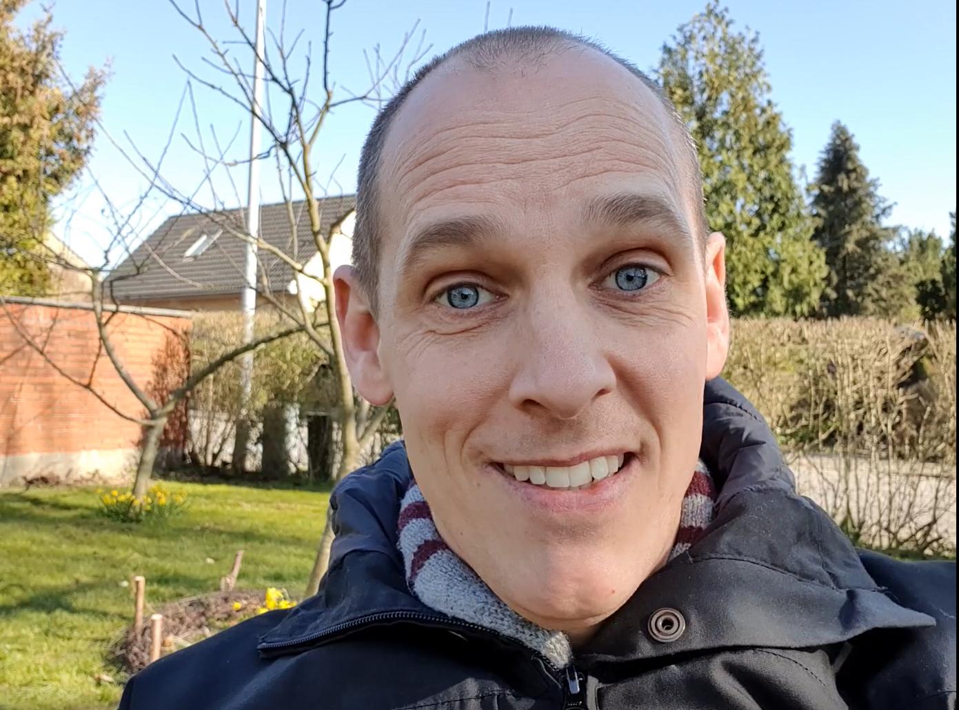 Christian Callesen: Vær ikke bekymrede og husk at sige tak