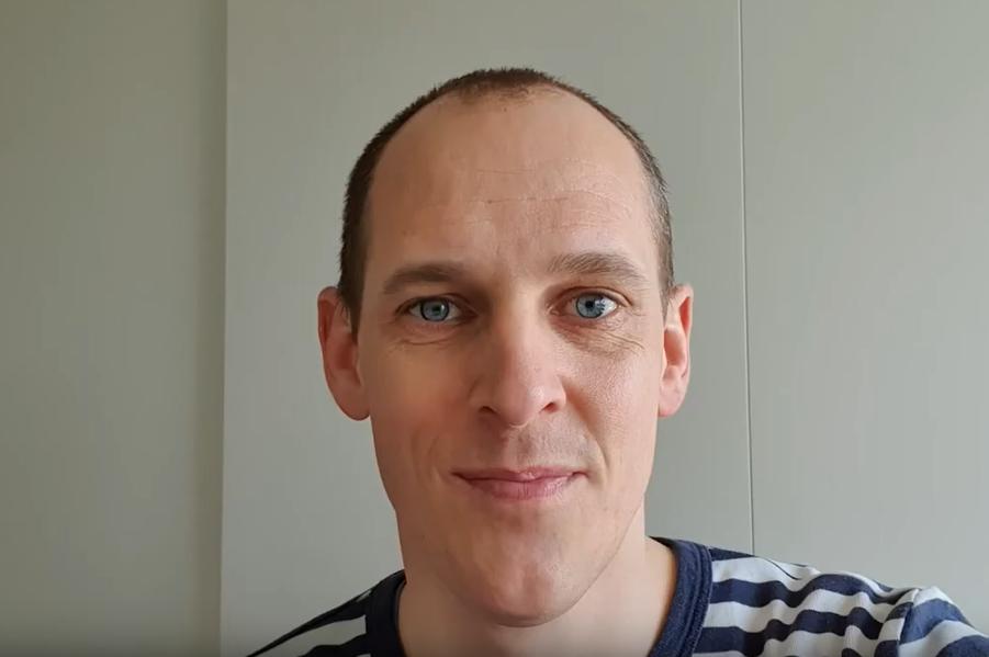 Christian Callesen: Frygt ikke midt i en Corona-tid