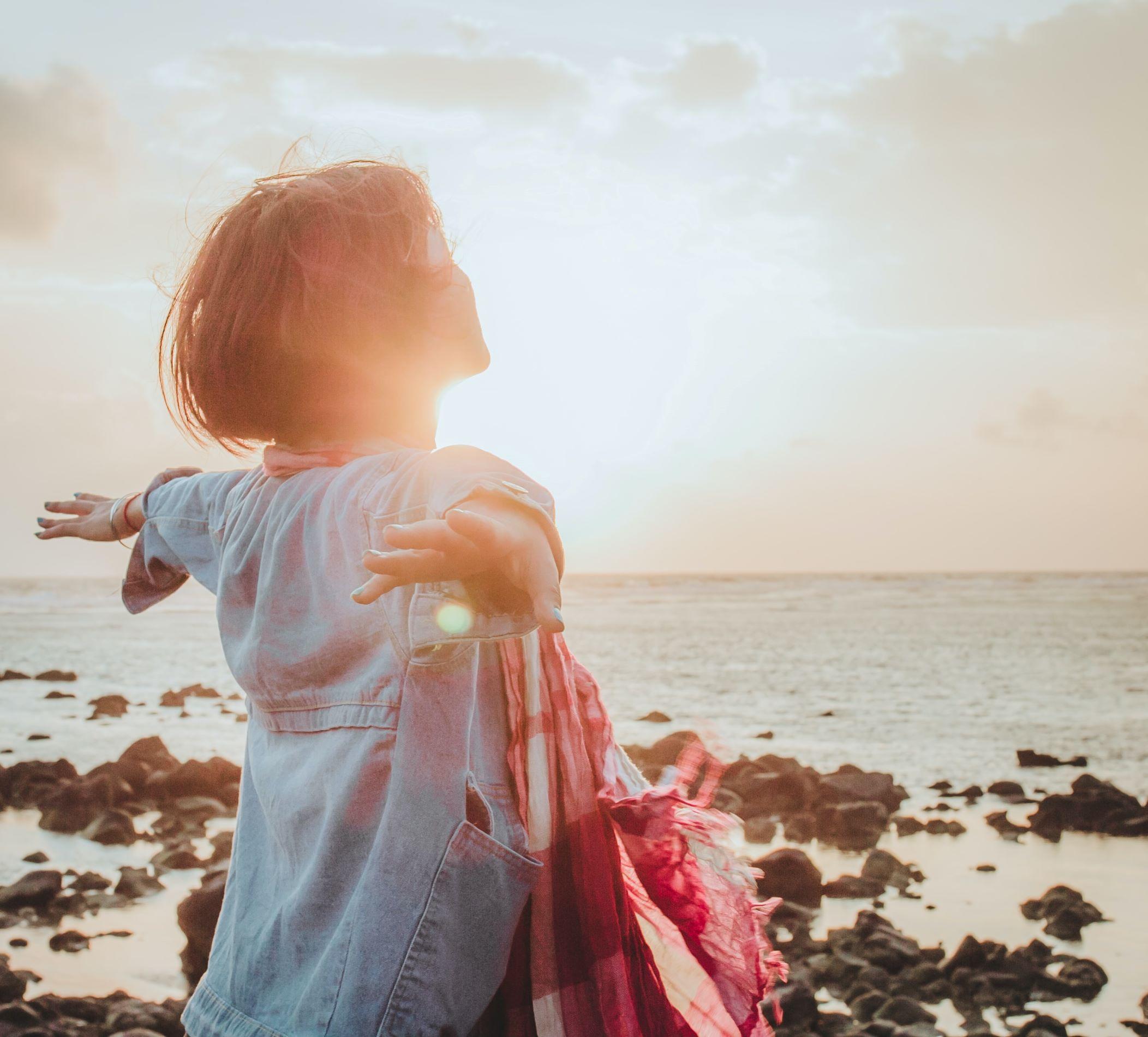 Online gudstjeneste på søndag: Flygt frygten og bliv fri