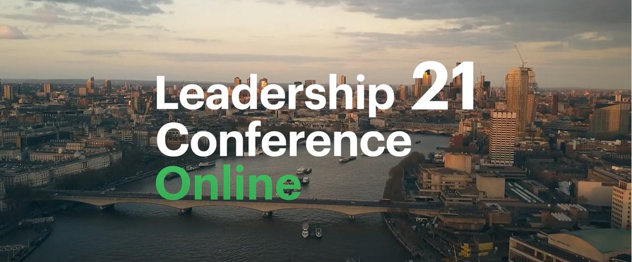 Tilmeld dig Leadership Conference 21