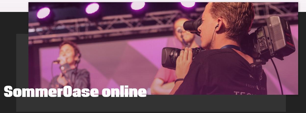 Følg med i SommerOase Online